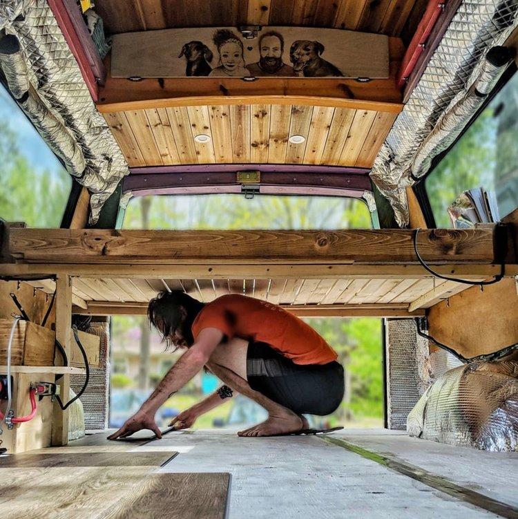 Five Must-Have Products for Any Van Reno