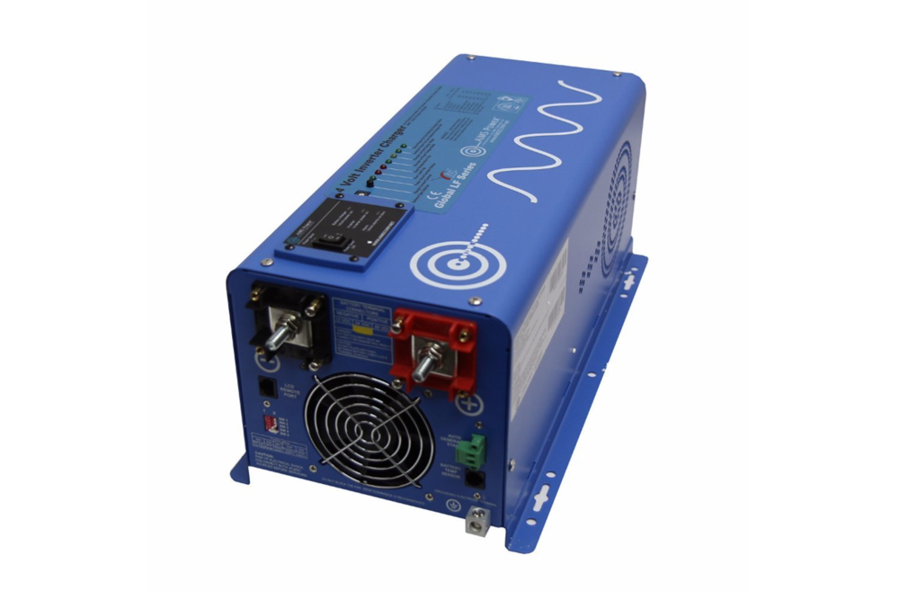 AIMS 2000W 24V Pure Sine Wave Inverter Charger - tinylifesupply.com