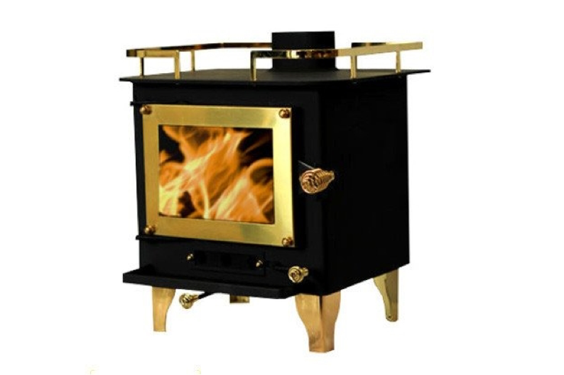 Cubic Grizzly Mini Stove - tinylifesupply.com