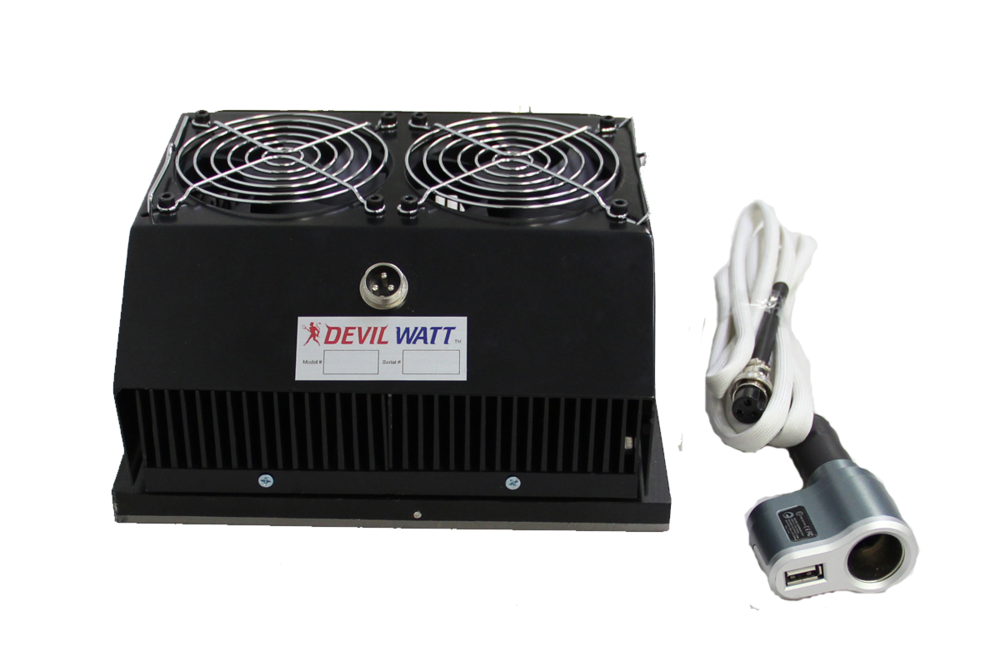 Devil Watt 30W Thermoelectric Generator - tinylifesupply.com