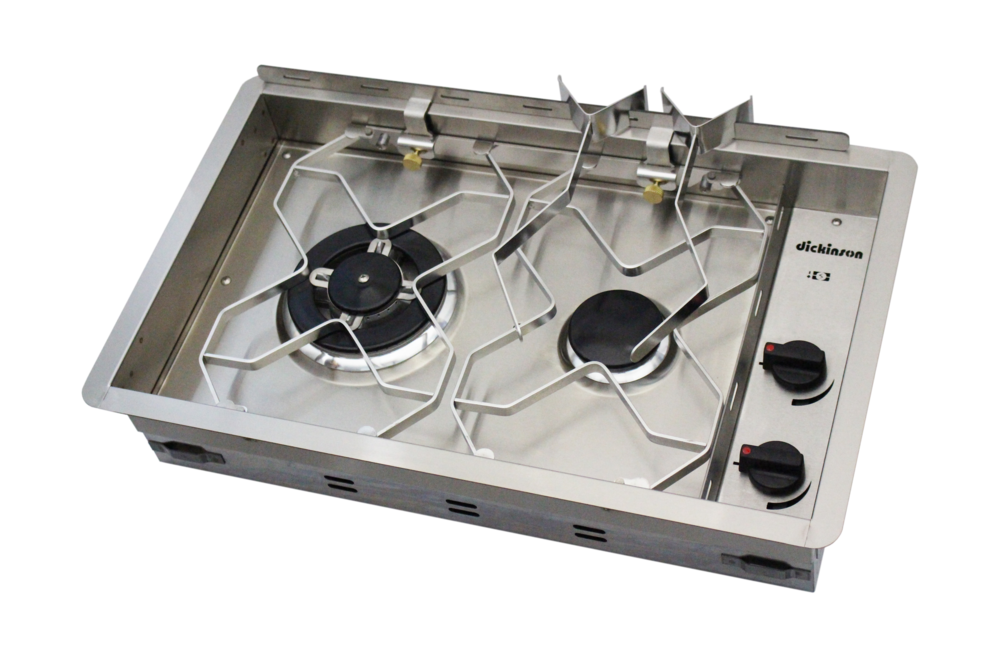 Dickinson Marine Two Burner Drop In - tinylifesupply.com