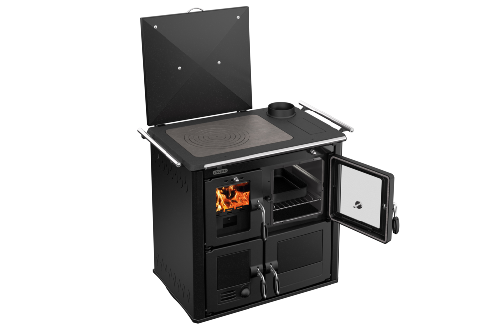 Drolet Outback Cookstove - tinylifesupply.com