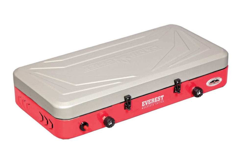 Camp Chef Everest Two Burner Stove - tinylifesupply.com