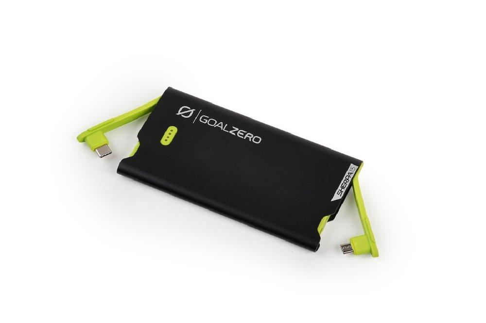Sherpa 15 Power Bank Micro/USB-C - tinylifesupply.com