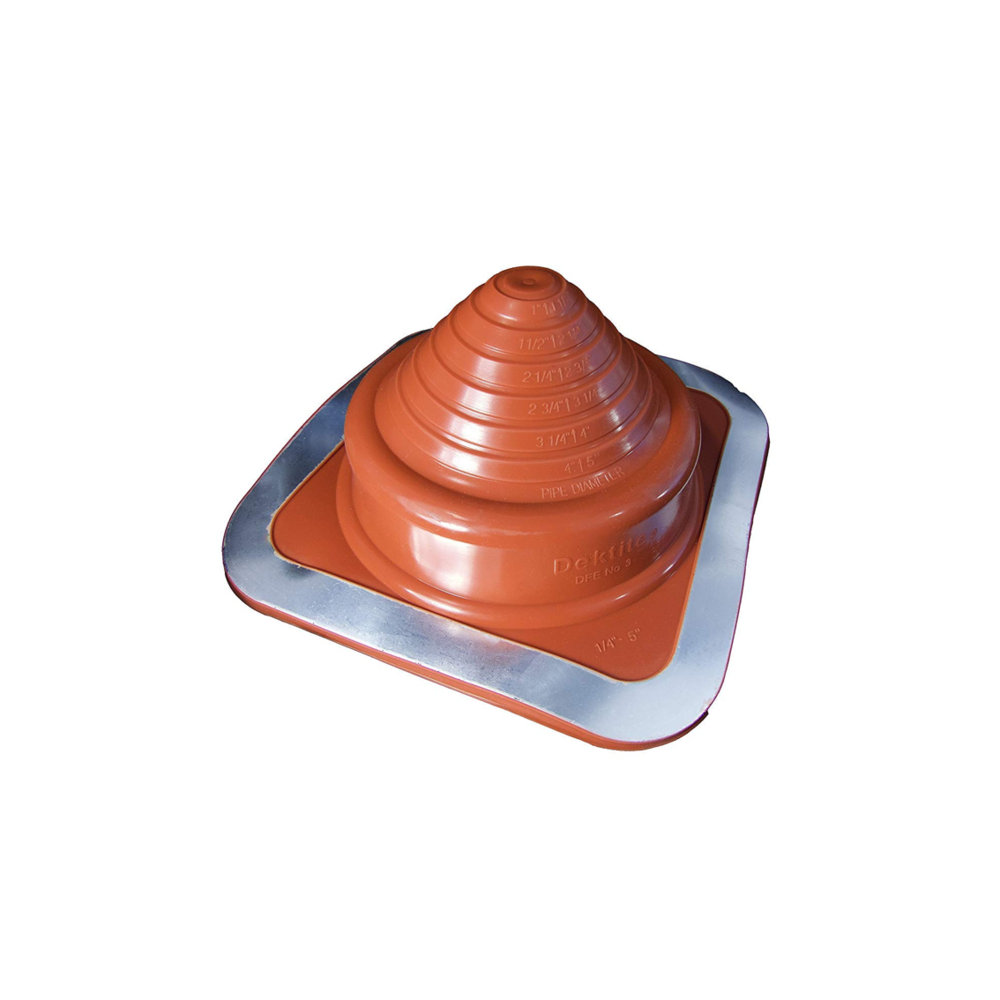 High Temp Silicone Pipe Boot - tinylifesupply.com