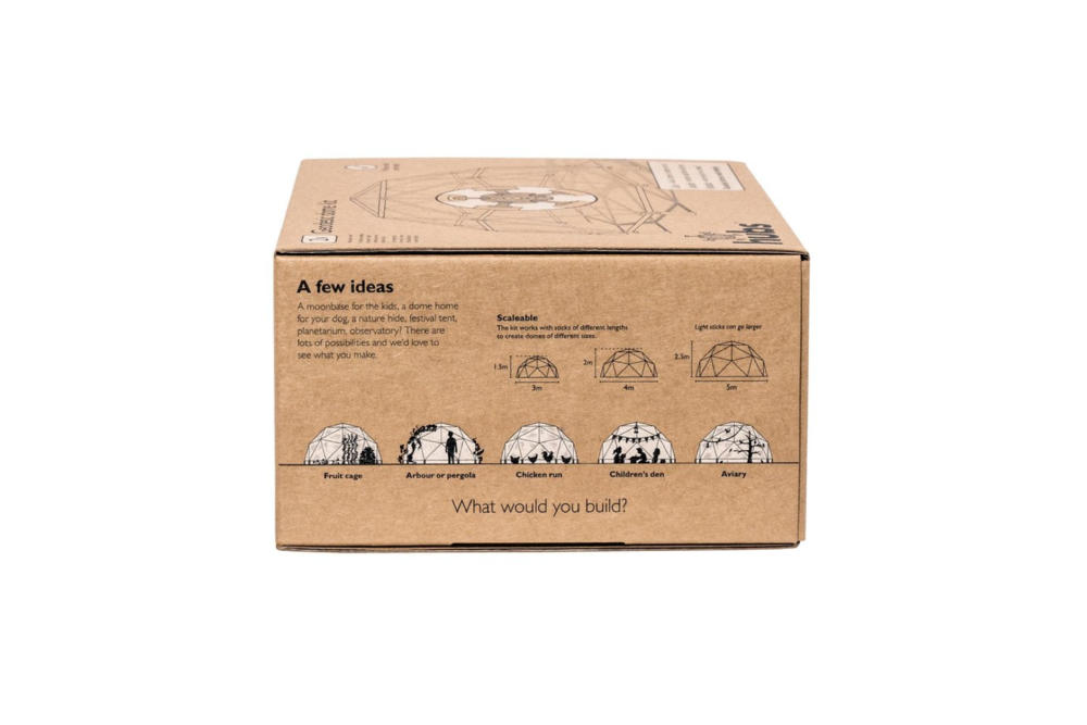 Hubs DIY Garden Dome Kit - tinylifesupply.com