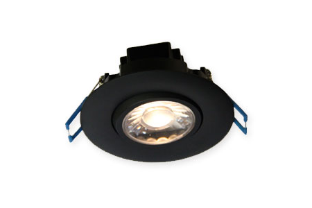 "Lotus 3"" Gimbal Recessed LED - tinylifesupply.com"