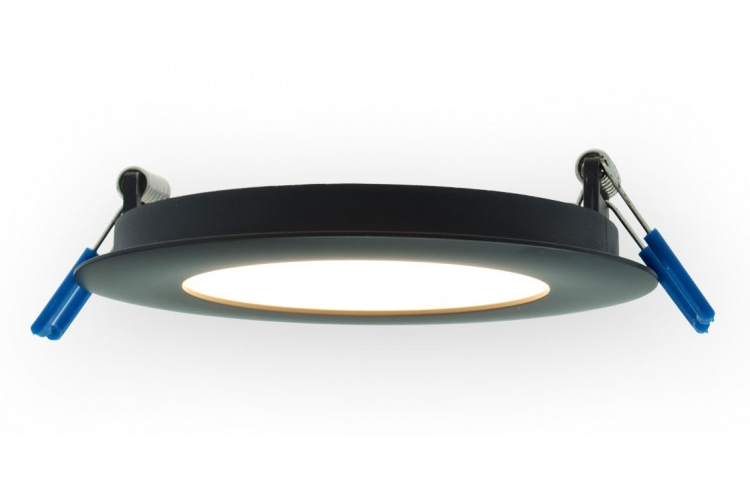 "Lotus 6"" Round LED 12W Superthin - tinylifesupply.com"