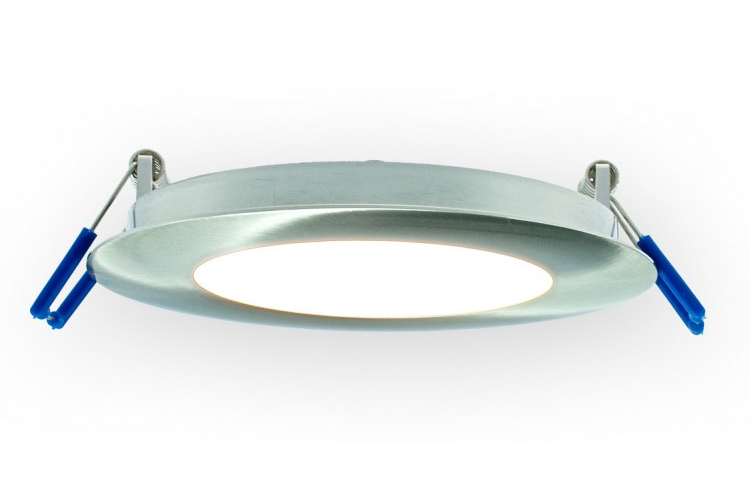 "Lotus 4"" Round Led 9W Superthin - tinylifesupply.com"