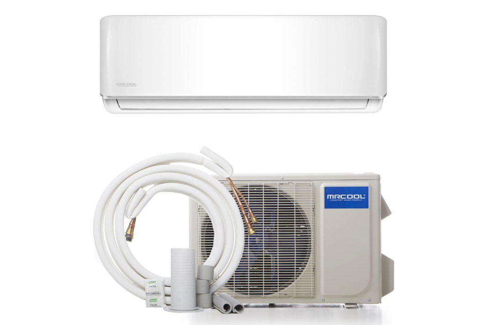MRCOOL DIY 12,000BTU Ductless Mini Split - tinylifesupply.com