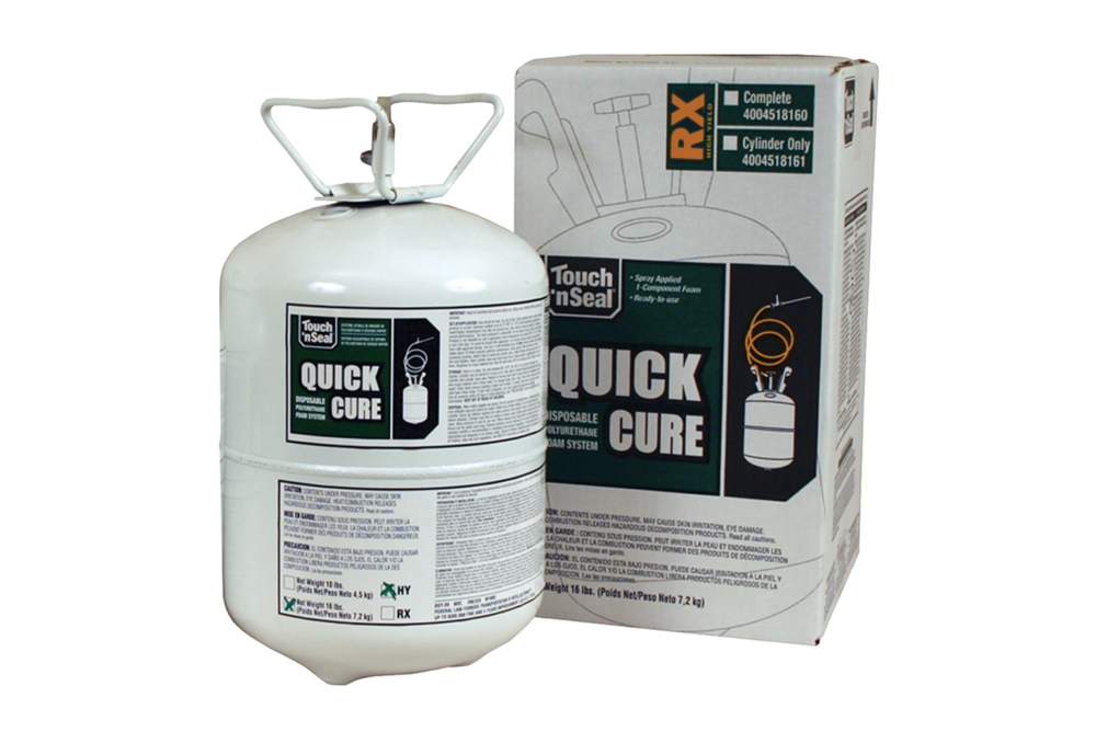 Touch'n Seal 16Lb Quick Cure - tinylifesupply.com