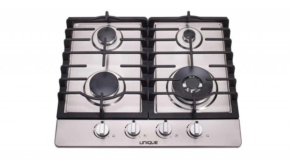 "Unique 24"" Gas Cooktop - tinylifesupply.com"