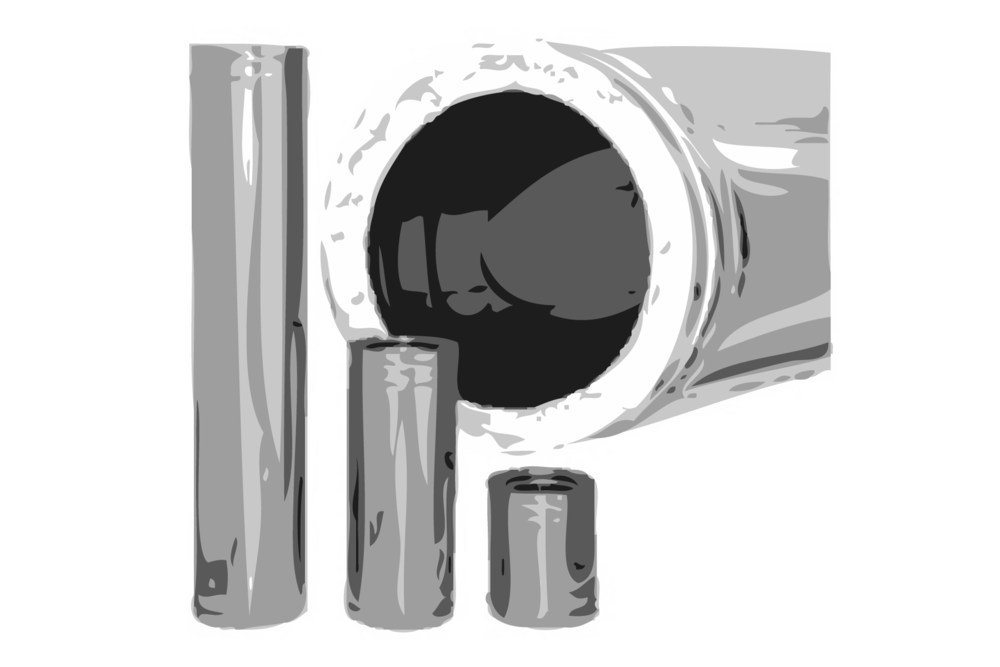 Insulated Stainless Steel Flue Pipe - tinylifesupply.com