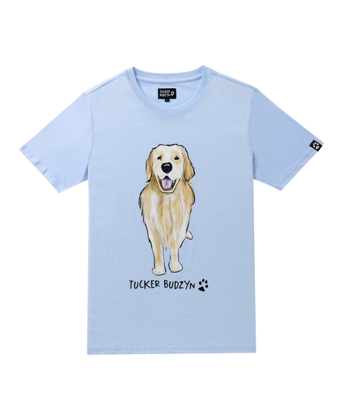 Watercolor Tucker T-Shirt