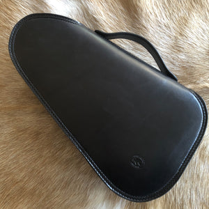 Caiman Tail Inlay Pistol Case