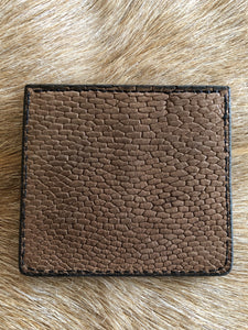 Exotic Overlay Slim Wallet