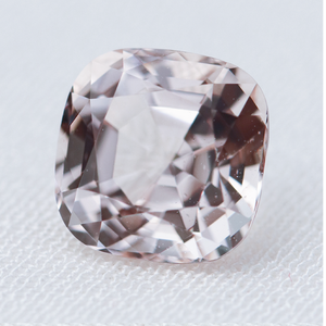 1.71ct Morganite (7.2 x 7.2mm) Cabinetofcuriosityjewellery