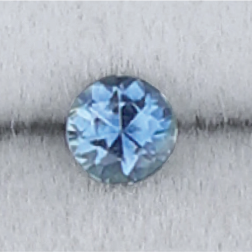 Load image into Gallery viewer, XS003 Sapphire - Heated (2.5mm) Cabinetofcuriosityjewellery