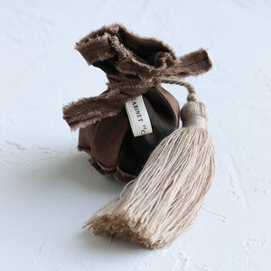 Others Lantern Jewellery Pouch (Walnut) (+HKD$180) Cabinetofcuriosityjewellery