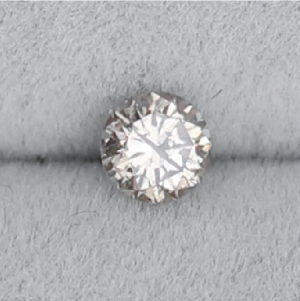 Load image into Gallery viewer, S005 Brown Diamond (3.5mm) - Cabinetofcuriosityjewellery