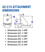 62-C15 ATTACHMENT