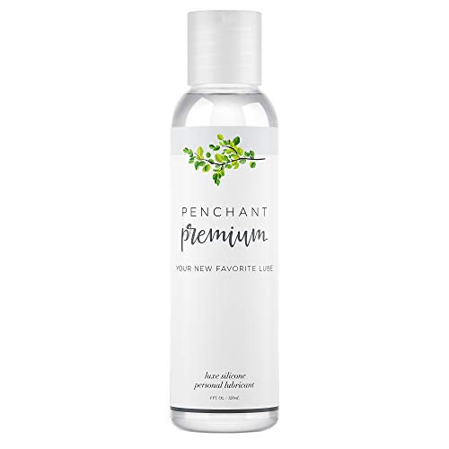 Penchant Premium - Silicone Based Intimate Lubricant for Sensitive Skin - Love Sex Vegan
