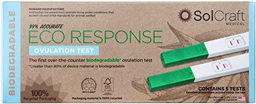 Biodegradable Ovulation Test