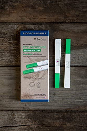 Biodegradable Pregnancy Test