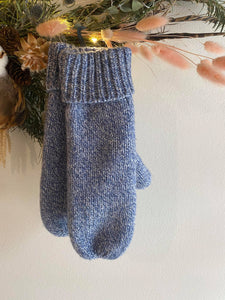 Rella - Marlie Mittens in Seascape Blue