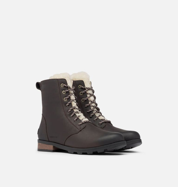 Sorel - Lace Up Boot with Shearling