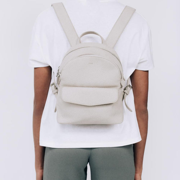 Co-Lab - Mini Pocket Backpack Bone