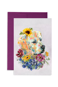 Ashforth Press - Bloom Dog Card