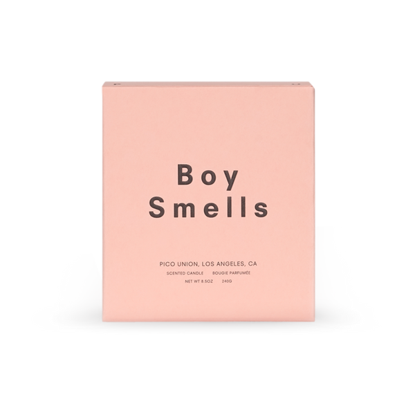Boy Smells - Stalker Candle