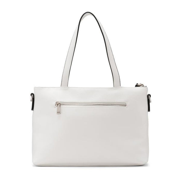 Co-Lab - Minimalist Satchel in White