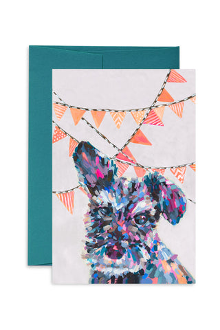 Ashforth Press - Fiesta Dog Card