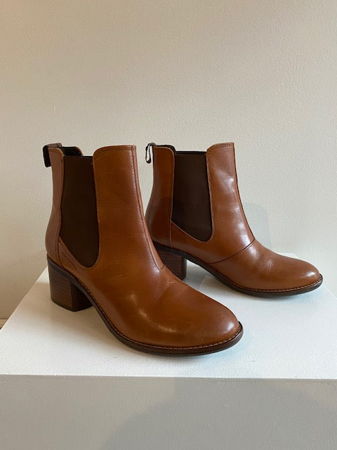Ten Points - Josette Lined Heeled Boot
