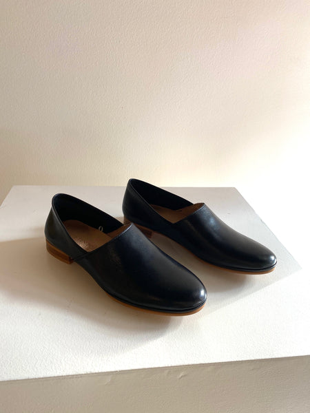 Ten Points - Loafer Black Leather