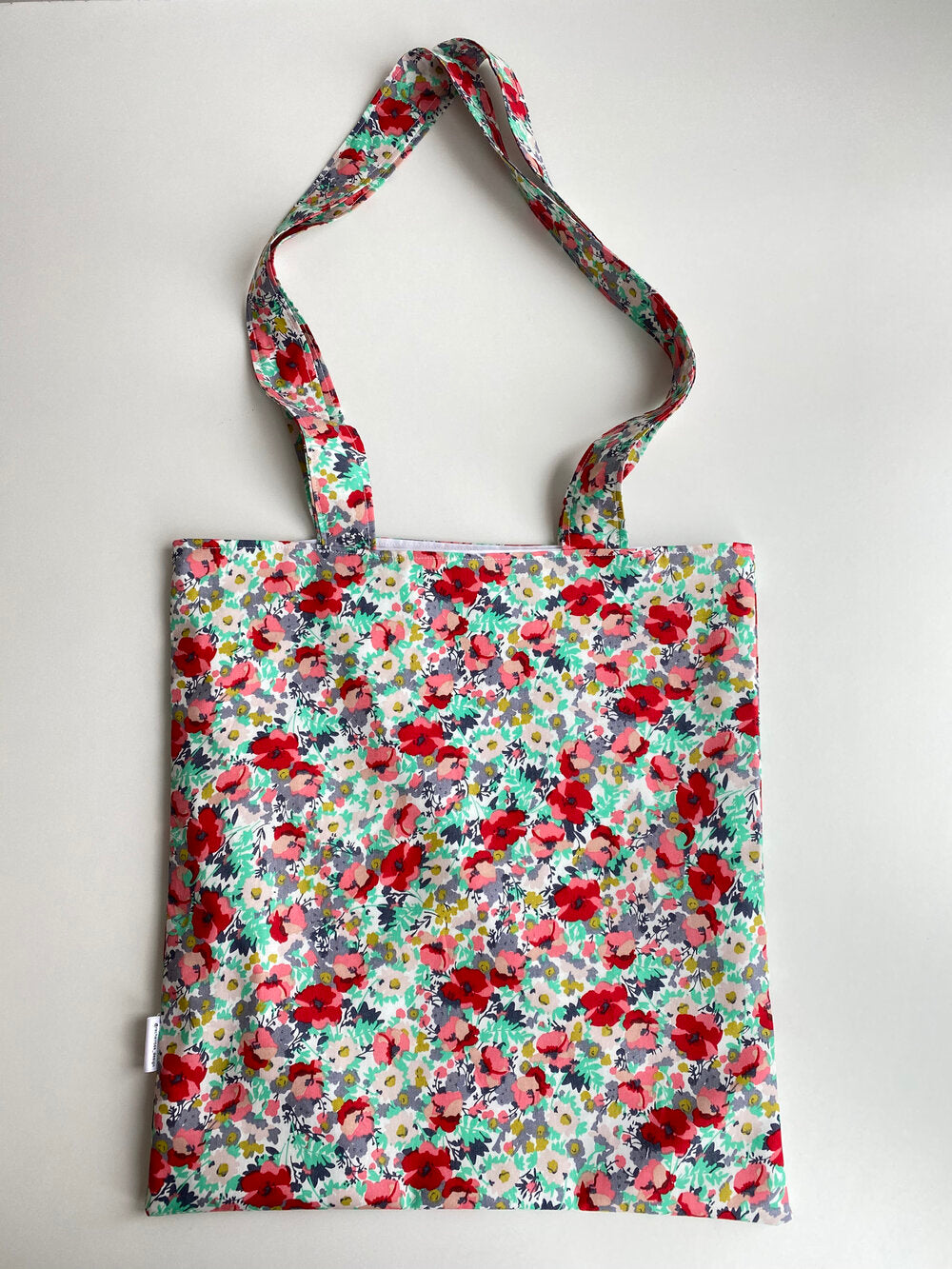 Rachel Rose - Bright Floral Tote