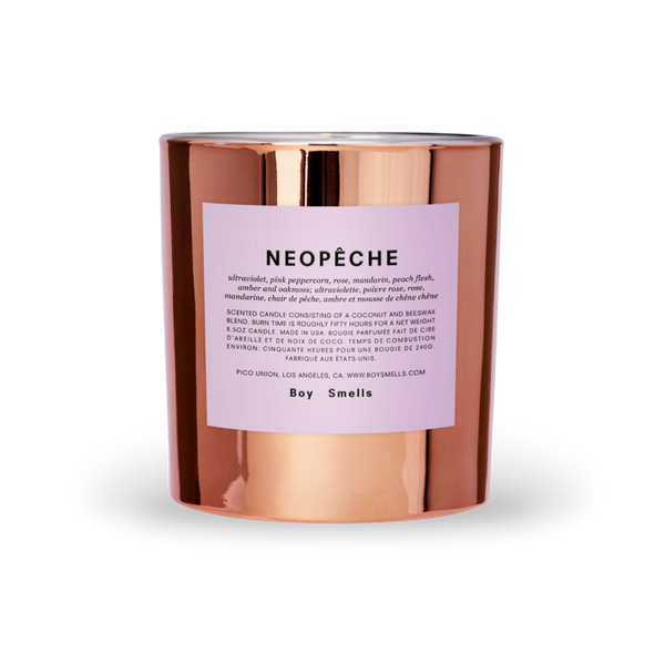 Boy Smells - Holiday Collection Neopeche Candle