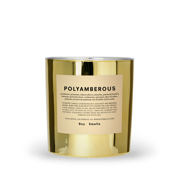 Boy Smells - Polyamberous Candle