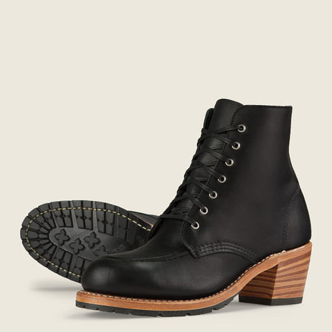 Red Wing - Clara Boot Black Leather