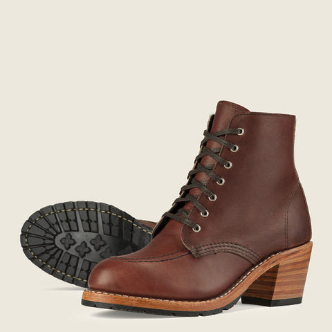 Red Wing - Clara Boot Amber Harness Leather