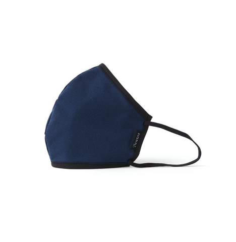 Brixton - Antimicrobial Face Mask in Navy