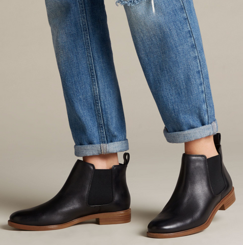 Clarks - Taylor Ankle Boot