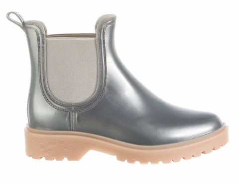 Cougar - Plymouth Waterproof Rain Boot in Grey