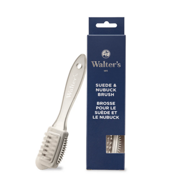 Walter's Shoe Care - Suede & Nubuck Brush
