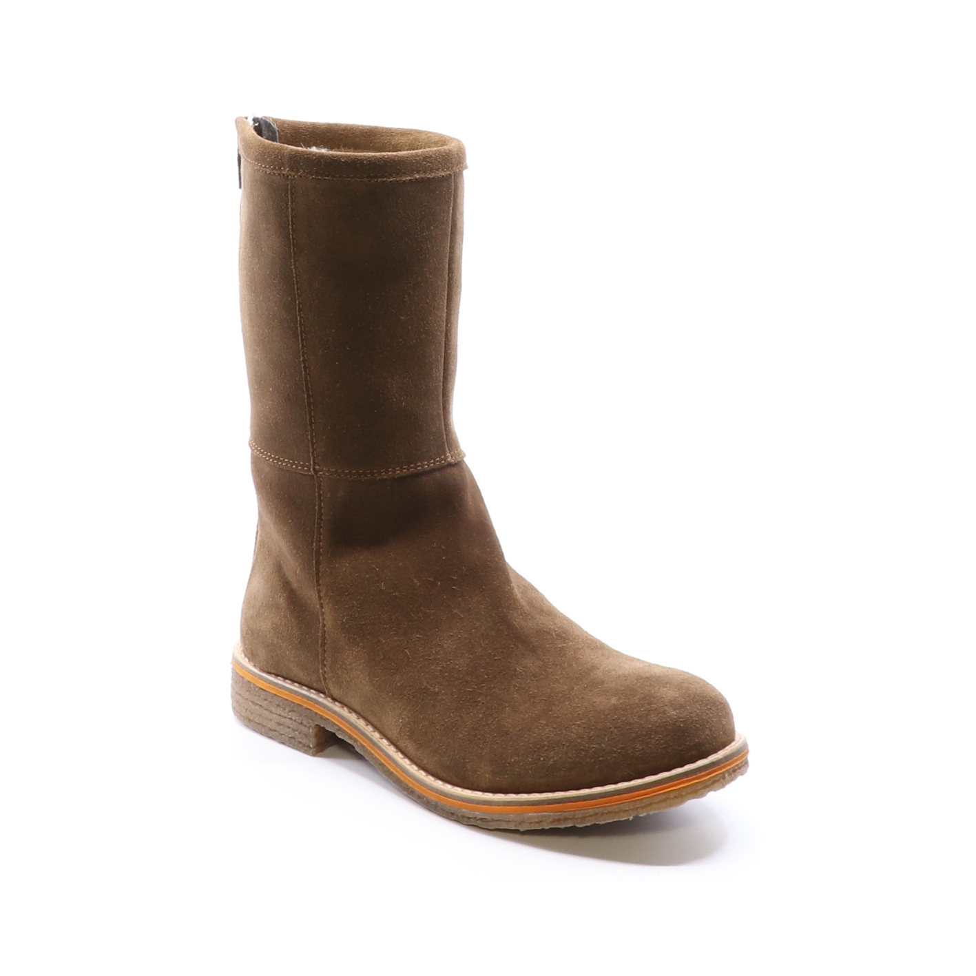 Bos & Co - Bell Waterproof Suede Boot in Tan