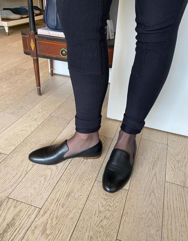 Bos & Co - Faie Loafer Black Leather