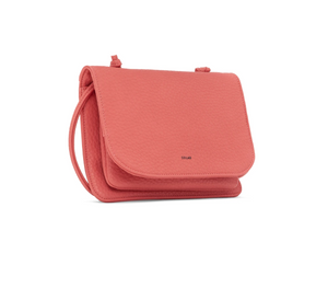 Co-Lab - Crossbody Wallet in Carnation