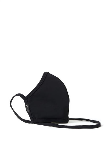 Brixton - Everything Face Mask in Black